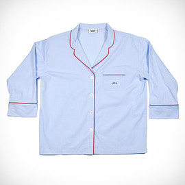 Sleepy Jones, Ace Hotel - Women's BRB Pajama Shirt
