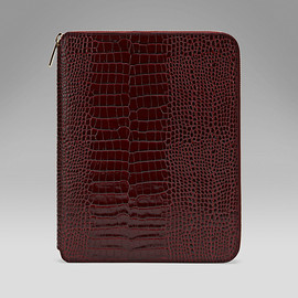 Smythson - MARA COLLECTION A5 ZIPPED FOLDER