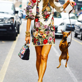 Street Style - Floral