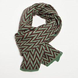 Dries Van Noten - Marmite Scarf Light Green