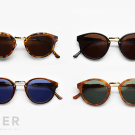 SUPER - SUPER Panama Sunglasses for Autumn 2011-01