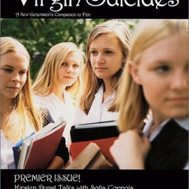 Sofia Coppola - The Virgin Suicides―A New Generation's Companion to Film 日本語翻訳本