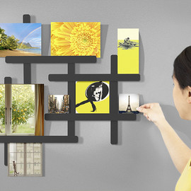 quirky - PicFit - adjustable picture frame
