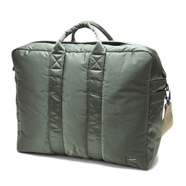 HEAD PORTER - KIT BAG|TANKER-OLIVEDRAB