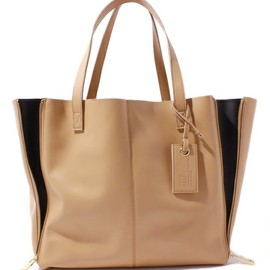 SLY - ZIP LEATHER トートBAG