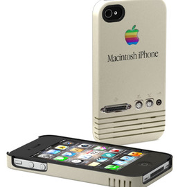 Retro iMac iPhone case