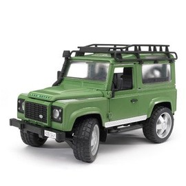 BRUDER - Pro Series Land Rover Def.ワゴン