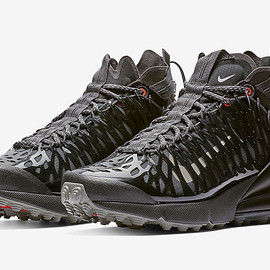 NIKE - ISPA Air Max 270 SP SOE - Black/Anthracite
