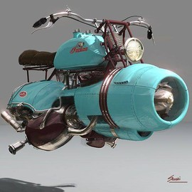 indian motocycle - Jet