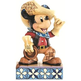 Disney Traditions - Roundup Mickey