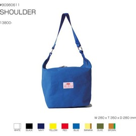 "BAG""n""NOUN  - SHOULDER"