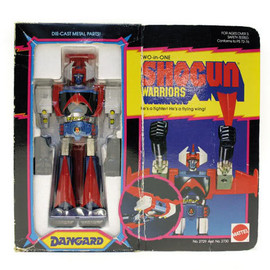 Mattel - Shogun Warriors Dangard 超合金ダンガードA