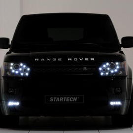 RANGE ROVER - Sport  Tuned by STARTECH