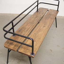 Panka - Indoor/ outdoor bench
