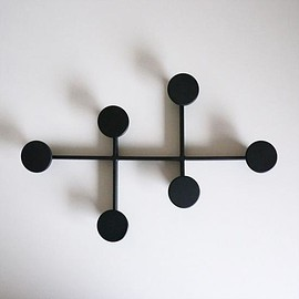 menu - AFTERROOM COAT HANGER(Black)