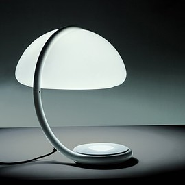 Martinelli Luce - Serpente Table Lamp