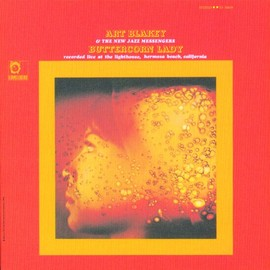 Art Blakey & The New Jazz Messengers - Buttercorn Lady