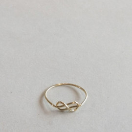 sisii - KNOT RING / GOLD