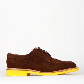 Mark McNairy New Amsterdam - Long Wing Brogue