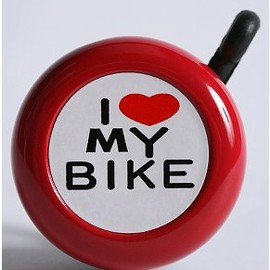 urbanoutfitters - I Heart My Bicycle Bell