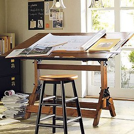Pottery Barn - Architect's Drafting Table