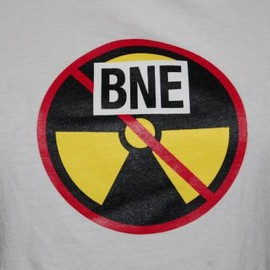 BNE - NO NUKES Tee