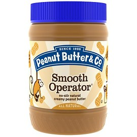 iherb - Peanut Butter & Co., Smooth Operator, Creamy Peanut Butter, 16 oz (454 g)