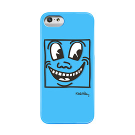 """CASE SCENARIO - KEITH HARING iPhone 5 LAYERED COVER """"EYES"""""""