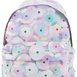Jeremy Scott - Sequin Print Backpack