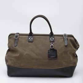 Billykirk - Large Carryall Moss/Black