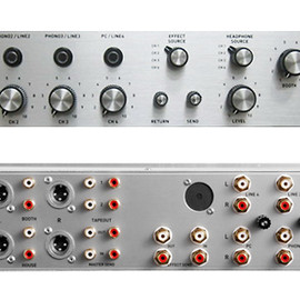 Alpha Recording System - Model 4100 - Rotary Music Mixer