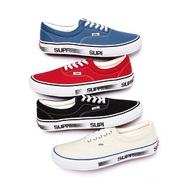 Supreme - Supreme x Vans Motion Logo Era Collection
