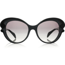 PRADA - Butterfly-frame acetate sunglasses