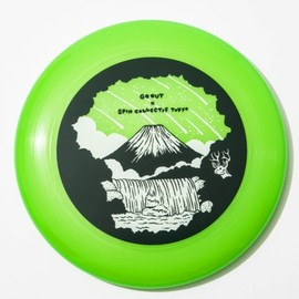 SCT×GO OUT - FRISBEE