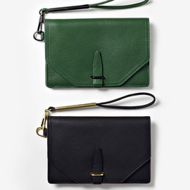 3.1 Phillip Lim - 'POLLY' SMALL FLAP CLUTCH