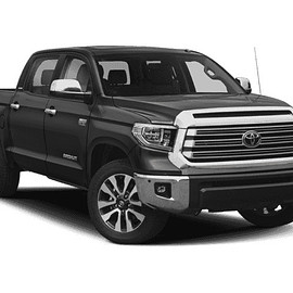 TOYOTA - 2018 Tundra Limited 4WD 4D CrewMax 4WD