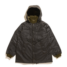 ENGINEERED GARMENTS - Ground Wax-Olive
