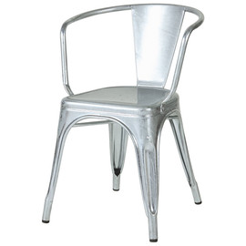 CIBONE - Arm Chair Aluminium
