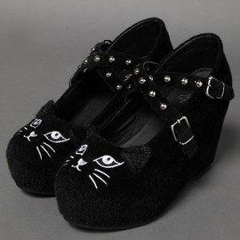 Candy stripper - PRIM CAT WEDGE SOLE
