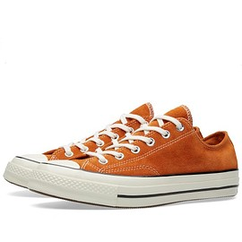 Converse - Chuck Taylor All Star '70 Vintage Suede - Orange Bitters
