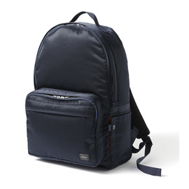 "HEAD PORTER - ""TANKER-STANDARD"" DAY PACK NAVY"