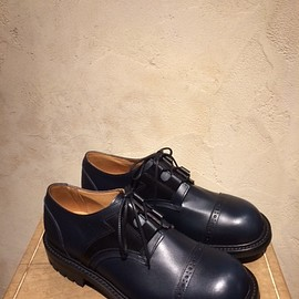 Quilp by Tricker's - Cap Toe Ghillie Shoes