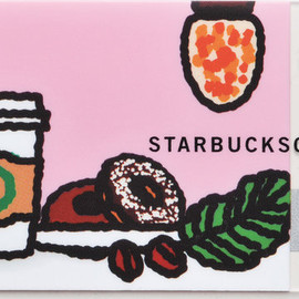 ELLE girl - Mini Starbucks Card