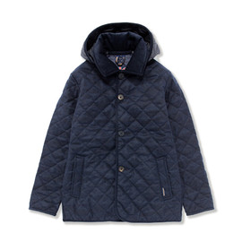 CASH CA - x LAVENHAM CAMO NAVY DESTON.ALT