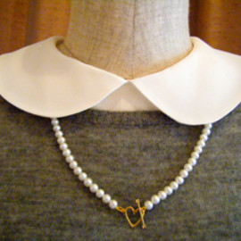 Tiny - Pearl necklace