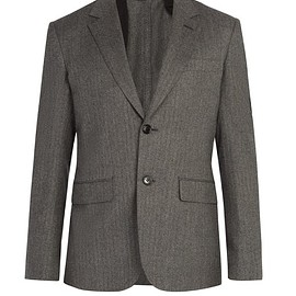 BERLUTI - Single-breasted wool blazer
