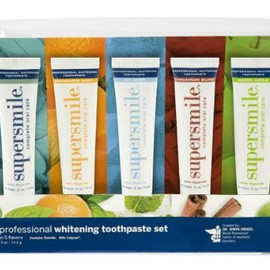 supersmile - Whitening Toothpaste Set, Assorted Flavors