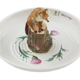 Nymphenburg, Hella Jongerius - Animal bowl with Fox