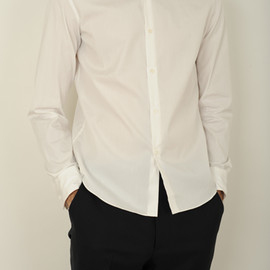 LAD MUSICIAN - Cotton Broad Shirt