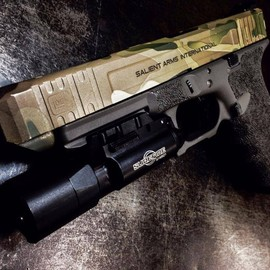 Salient arms - Glock 34 Tier Two.